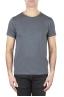 SBU 01155 T-shirt collo aperto in cotone 01