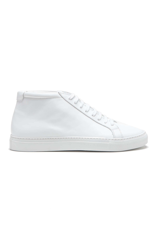 SBU 01178 Classic leather mid-top sneaker 01