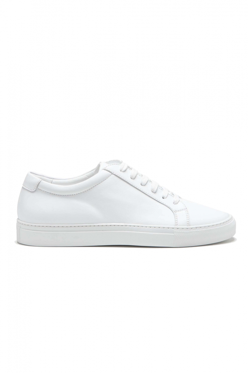 SBU 01181 Sneakers classiche alte in pelle 01