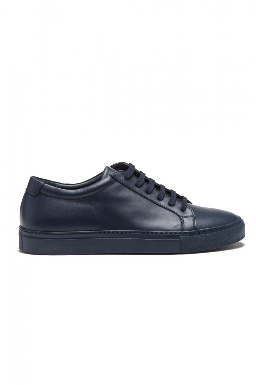 SBU 01182 Sneakers classiche alte in pelle 01