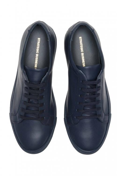 SBU 01182 Classic leather mid-top sneaker 01