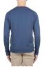 SBU 01196 Crew neck raw cut sweater 04