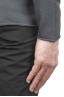 SBU 01198 クルーネック生のカットセーター 06