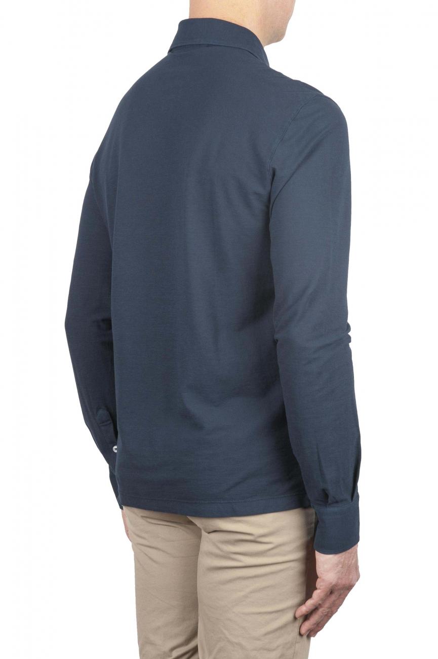 b59d6118f ... SBU 01206 Long sleeve polo shirt 03 ...