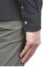 SBU 01211 Camicia in crepe di cotone 06