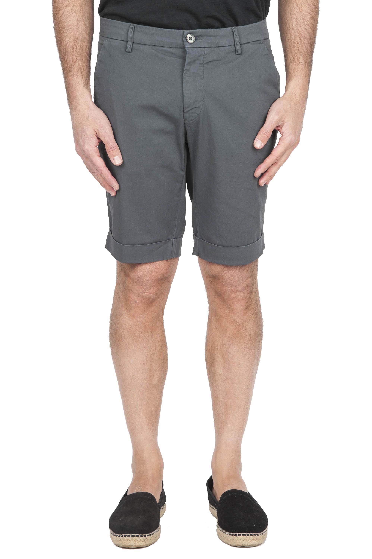 SBU 01219 Short de algodón elástico 01