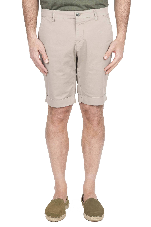 SBU 01220 Stretch cotton short pant 01