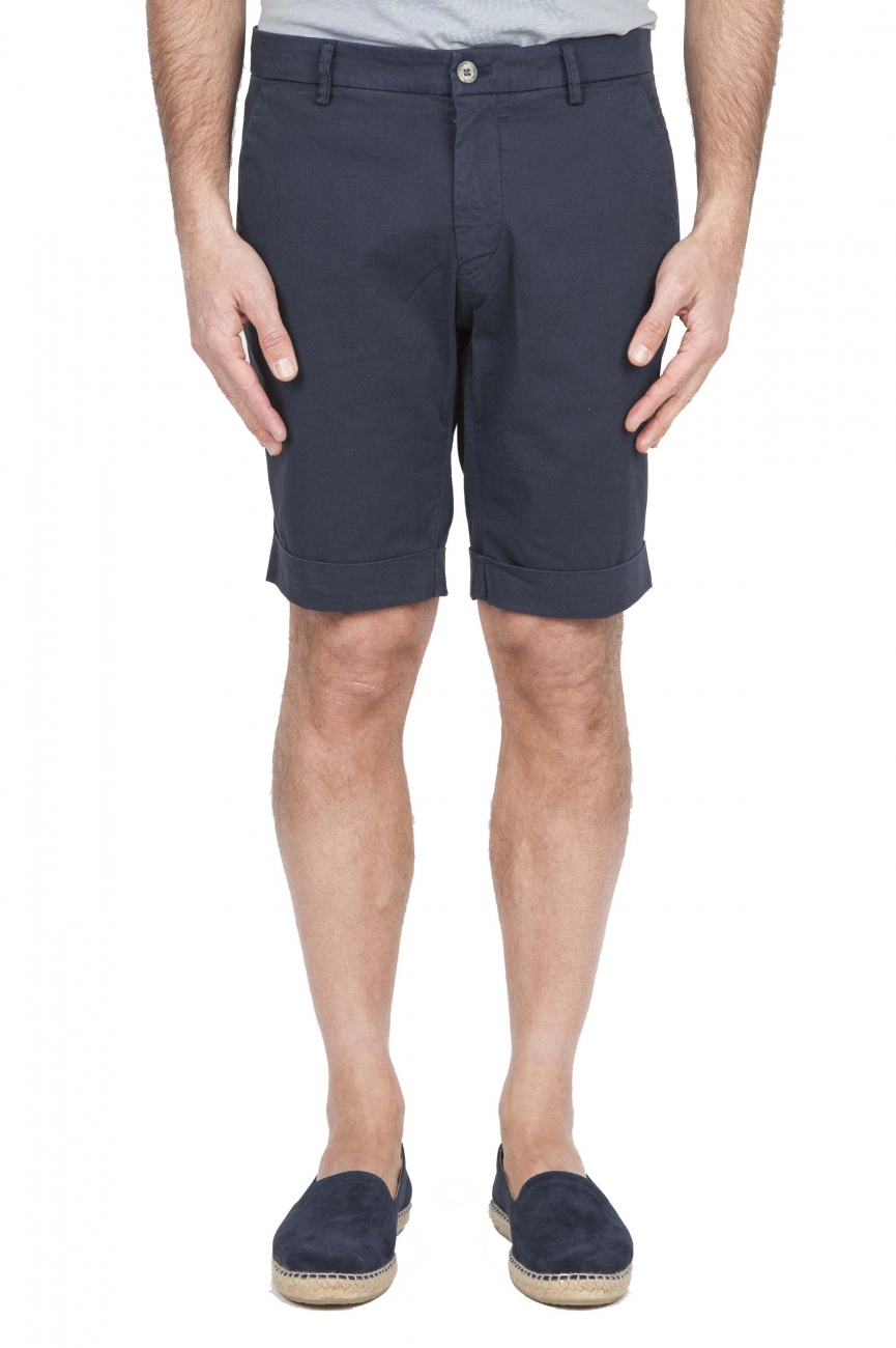 SBU 01221 Stretch cotton short pant 01