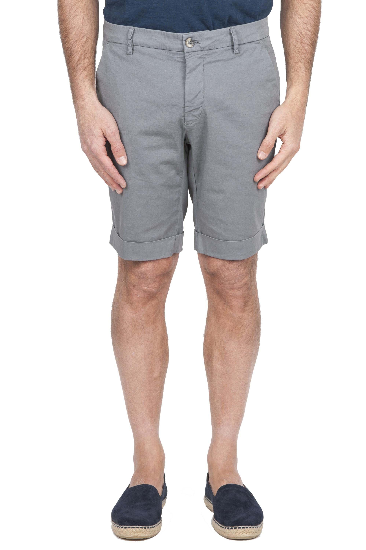 SBU 01222 Short en coton extensible 01