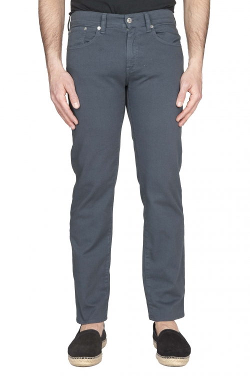 SBU 01230 Jeans in bull denim 01