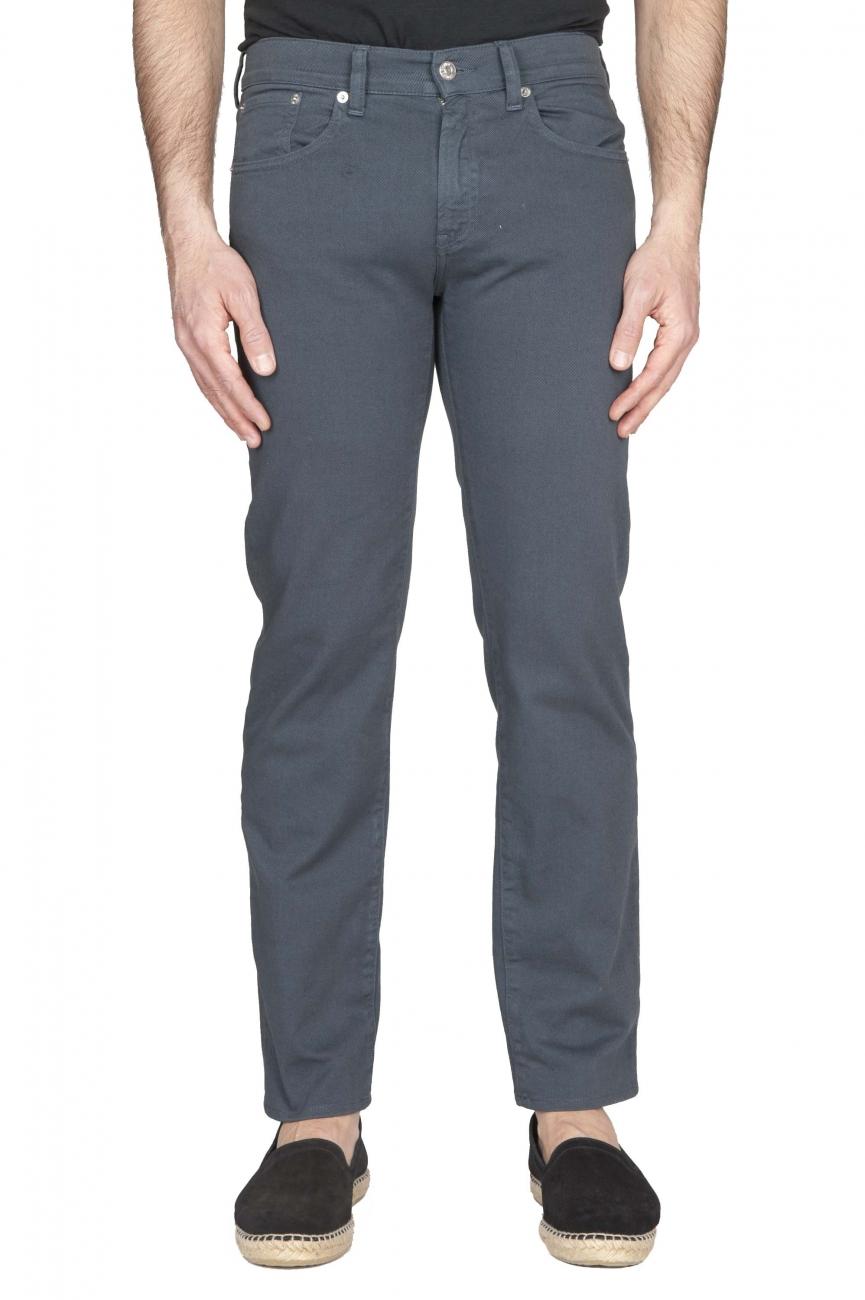 SBU 01230 Jeans in bull denim 01