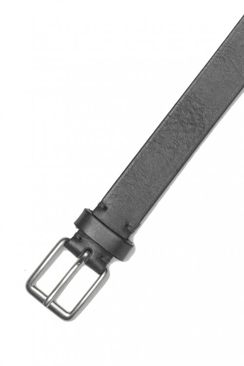 SBU 01250 クラシックレザーベルト 01