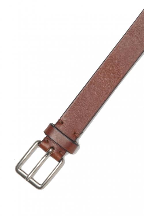 SBU 01252 Ceinture en cuir classique 01
