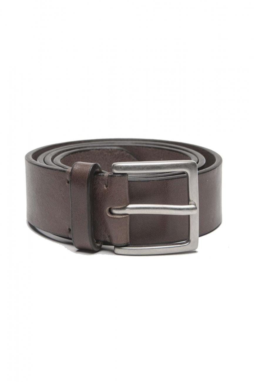 SBU 01254 Classic leather belt 01