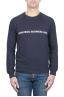 SBU 01216 プリントロゴのクルーネックスウェットシャツ 01