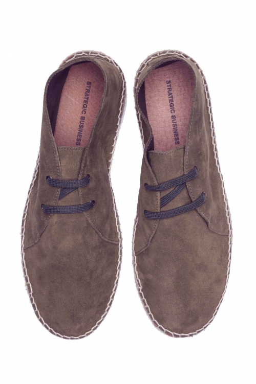 SBU 01270 Espadrilles à lacets 01