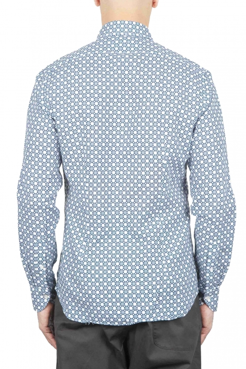 SBU 01272 Camisa clásica floral 01