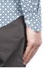 SBU 01272 Camicia classica fiorata 06