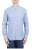 SBU 01274 マンダリンの襟の綿のシャツ 01
