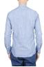 SBU 01274 Camisa de algodón de collar mandarín 04