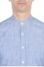 SBU 01274 マンダリンの襟の綿のシャツ 05