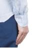 SBU 01279 Camicia slim fit in lino 06