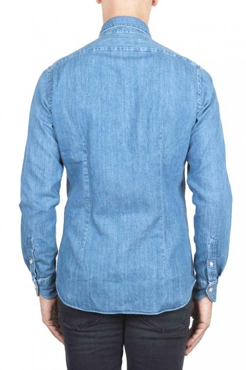 Chemise délavée
