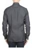 SBU 01302 Ink dyed cotton denim shirt 04