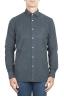 SBU 01320 Camicia in velluto di cotone grigio 01