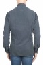 SBU 01320 Camisa de pana de algodón gris 04