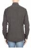 SBU 01321 ブラウンコーデュロイコットンシャツ 04