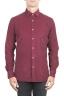 SBU 01322 Camisa de pana de algodón rojo 01