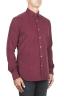 SBU 01322 Red corduroy cotton shirt 02
