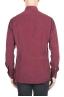 SBU 01322 Chemise en coton rouge velours 04