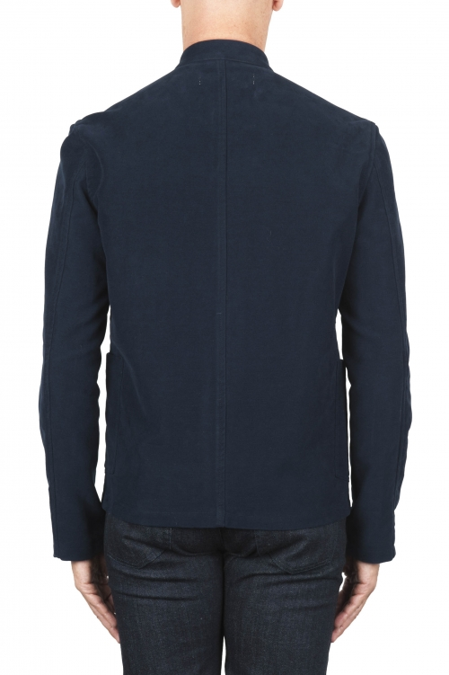 ブルーワークジャケット