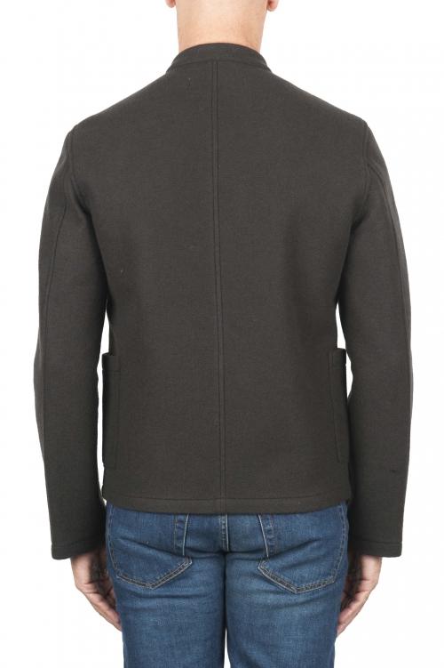 ブラウンワークジャケット