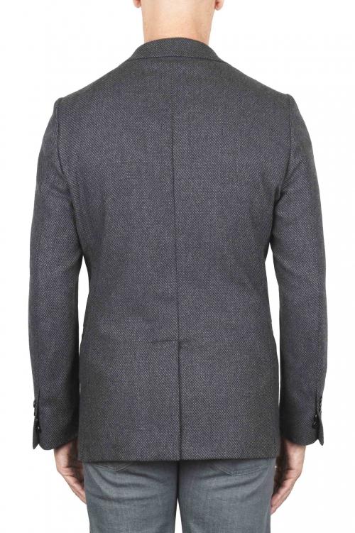 Checkered sport blazer