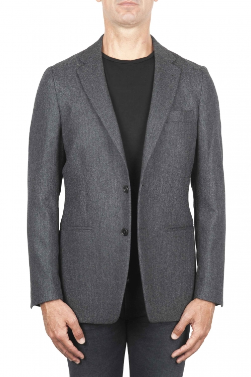 SBU 01329 Cashmere blend sport jacket unconstructed and unlined 01