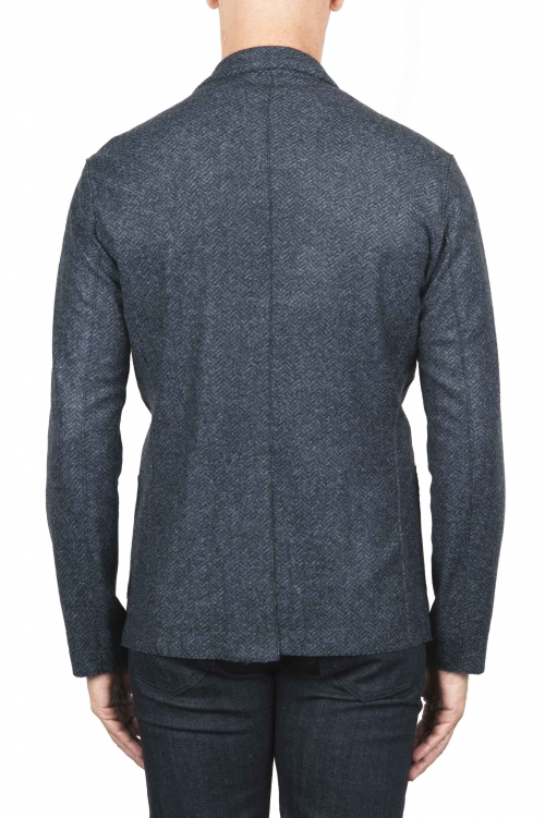 SBU 01441 Wool blend sport jacket unconstructed and unlined 01
