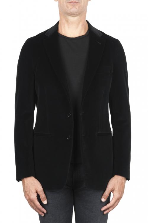 SBU 01445 Velvet sport jacket unconstructed and unlined 01