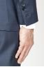 SBU - Strategic Business Unit - MenS Blue Cool Wool Formal Suit Blazer And Trouser