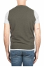SBU 01488 Green round neck merino wool and cashmere sweater vest 04