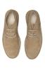 SBU 01515 Clasicas mid top botas de desierto en ante de becerro beige 04