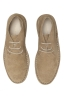 SBU 01515 Classic mid top desert boots in beige suede calfskin leather 04