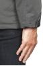 SBU 01556 Giubbino tecnico antivento impermeabile imbottito grigio 06