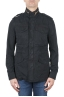 SBU 01566 ストーンは青い綿軍のフィールドジャケットを洗浄 01