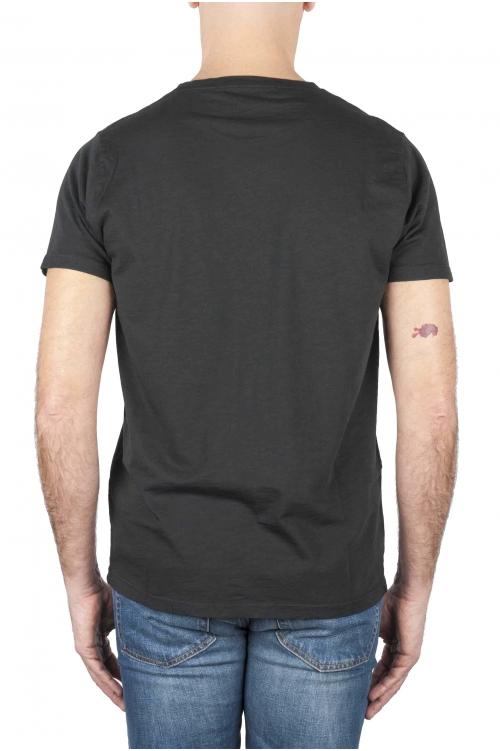 SBU 01157 スクープネックコットンtシャツ 01