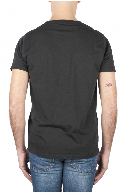 SBU 01157 Scoop neck cotton t-shirt 01