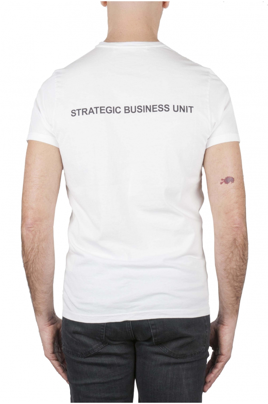 SBU 01162 Clásica camiseta con logotipo impreso 01