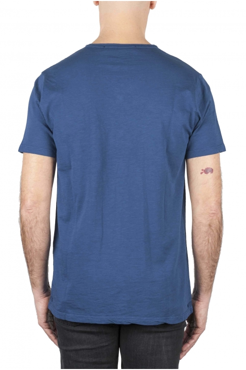 SBU 01158 Slim fit v neck t-shirt 01